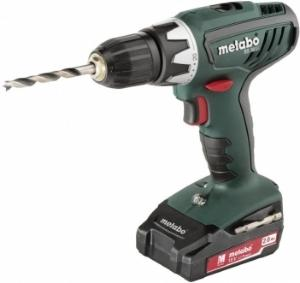 Metabo BS 18 LI 18 V (2x2,0Ah)