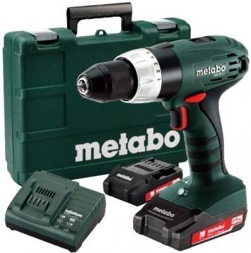 Metabo SB 18 LI 18 V (2x2,0Ah)