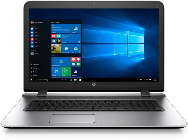 HP ProBook 470 G3 (W4P85EAR)