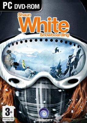 Shaun White Snowboarding til PC