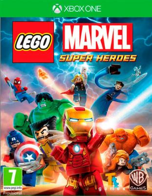 LEGO Marvel Super Heroes til Xbox One