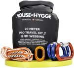 House of Hygge Slakkline Pro Travel Kit 20m (100005)
