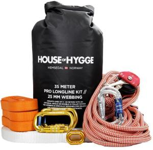 House of Hygge Slakkline Pro Kit 35m (100004)