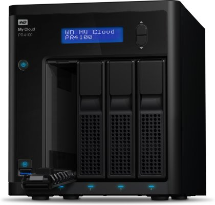 Western Digital My Cloud Pro PR4100 32TB