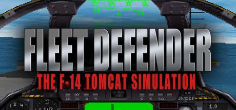 Fleet Defender: The F-14 Tomcat Simulation til PC