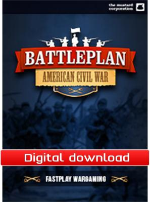 Battleplan: American Civil War til PC