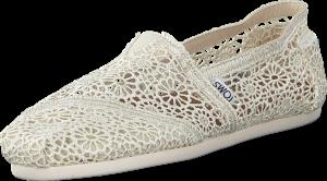 Toms Classic Crochet (Dame)