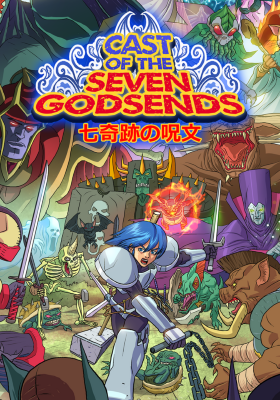 Cast of the Seven Godsends til PC