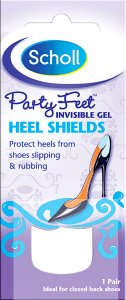 Scholl Party Feet Gel Heel Shield
