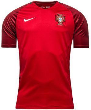Nike Portugal Hjemmedrakt 2016/17 (Unisex)