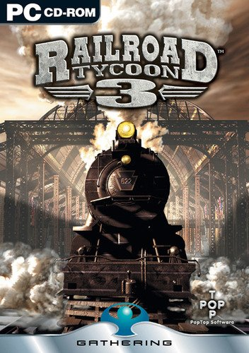 Railroad Tycoon 3 til PC