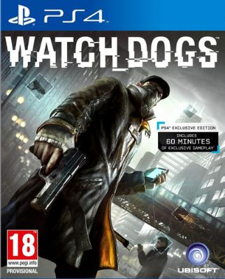 Watch Dogs til Playstation 4