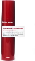 Recipe for Men Ultra Sensitive Facial Cleanser 100ml