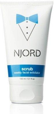 Njord Scrub Weekly Facial Exfoliator 150ml
