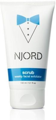 Njord Scrub Weekly Facial Exfoliator 150ml
