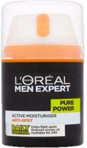 L'Oreal Men Expert Pure Power Anti-Breakout Moisturiser 50ml
