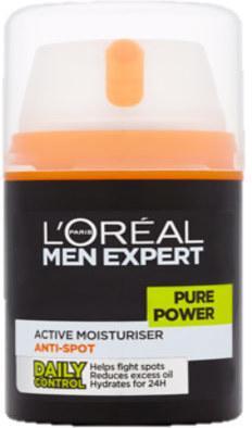 L'Oreal Men Expert Pure Power Anti-Breakout Moisturiser 50ml