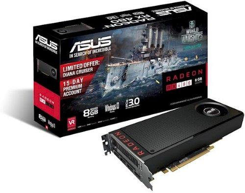 Asus Radeon RX 480