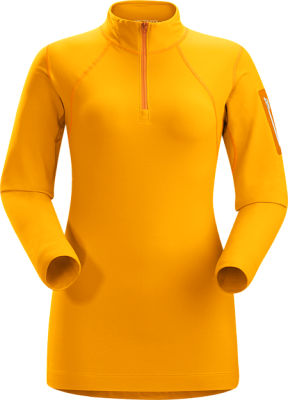 Arc'teryx Rho LT Zip Neck (Dame)