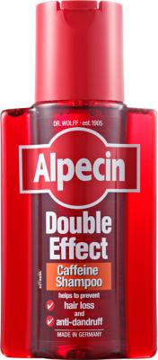 Alpecin Double Effect Koffein Shampoo Anti Håravfall 200ml