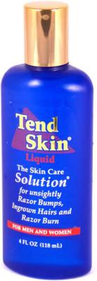 Tend Skin Solution for Razor Bumps and Ingrown Hair 118ml