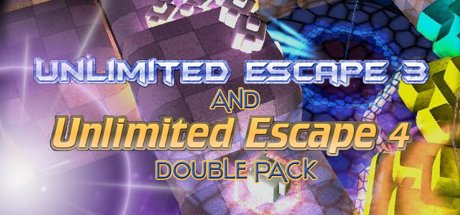 Unlimited Escape 3 & 4 Double Pack til PC