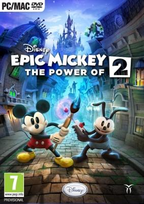 Disney Epic Mickey 2:  The Power of Two til PC