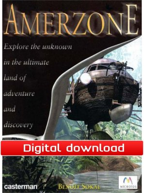 Amerzone: The Explorer' Legacy til PC
