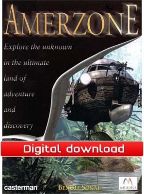 Amerzone: The Explorer' Legacy til PC