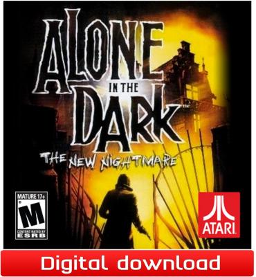 Alone in the Dark: The New Nightmare til PC