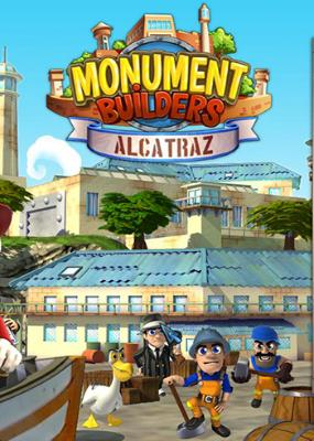 Monument Builders: Alcatraz til PC