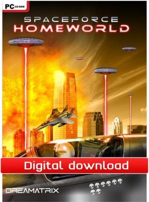 Spaceforce Homeworld til PC