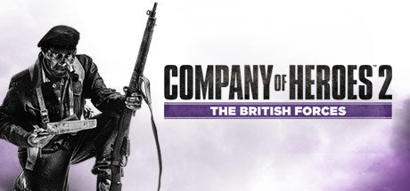 Company of Heroes 2: The British Forces til PC
