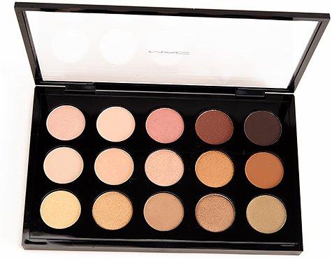Mac Eyeshadow Palette x15