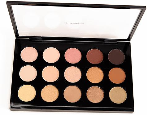 Mac Eyeshadow Palette x15