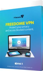 F-Secure Freedome VPN (5 enheter)