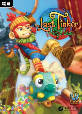 The Last Tinker: City of Colors til PC