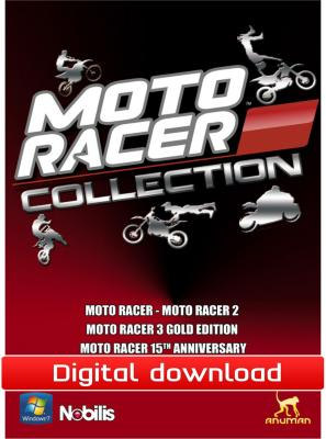 Moto Racer Collection til PC