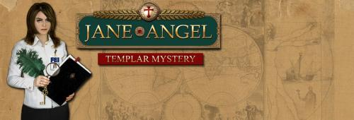 Jane Angel: Templar Mystery til PC