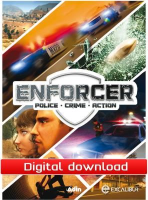 Enforcer: Police Crime Action til PC