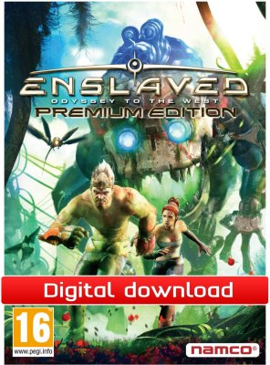 ENSLAVED: Odyssey to the West Premium Edition til PC