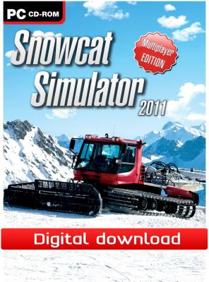 Snowcat Simulator til PC