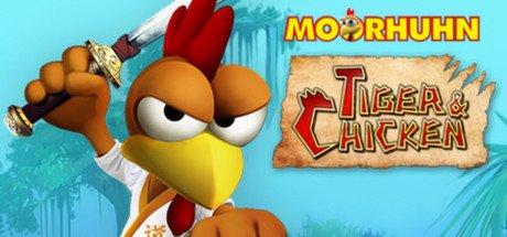 Moorhuhn: Tiger and Chicken til PC