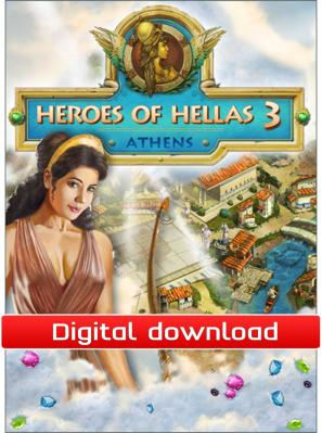 Heroes of Hellas 3: Athens til PC