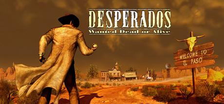 Desperados: Wanted Dead or Alive til PC