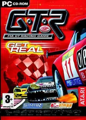 GTR: FIA GT Racing Game til PC