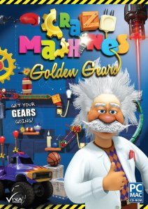 Crazy Machines: Golden Gears til PC