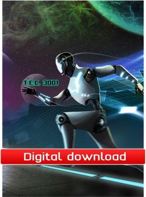T.E.C. 3001 til PC