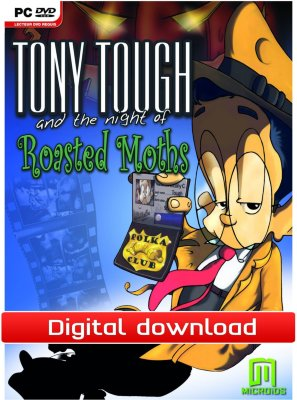 Tony Tough and the Night of Roasted Moths til PC