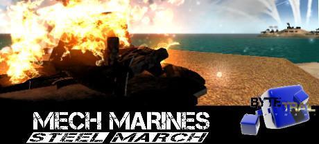 Mech Marines: Steel March til PC